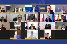 Blue Book Uni Eropa-ASEAN 2021 Tandai Kerja Sama 44 Tahun