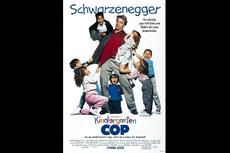 Sinopsis Film Kindergarten Cop, Arnold Schwarzenegger Menyamar Jadi Guru TK, Segera di Netflix