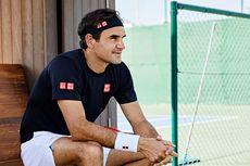 Tinggalkan Nike Gabung ke Uniqlo, Roger Federer Semakin Kaya Raya