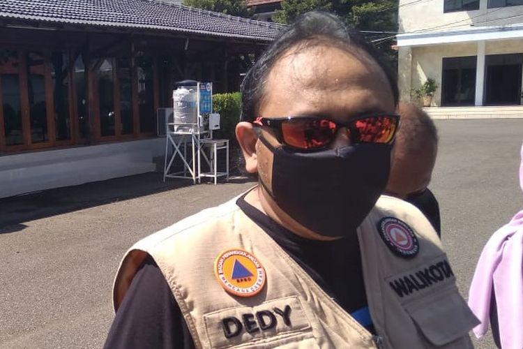Wali Kota Tegal Dedy Yon Supriyono