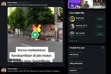 Ramai soal Motor Terbakar di Yogyakarta Disebut karena Hand Sanitizer, Ini Faktanya...