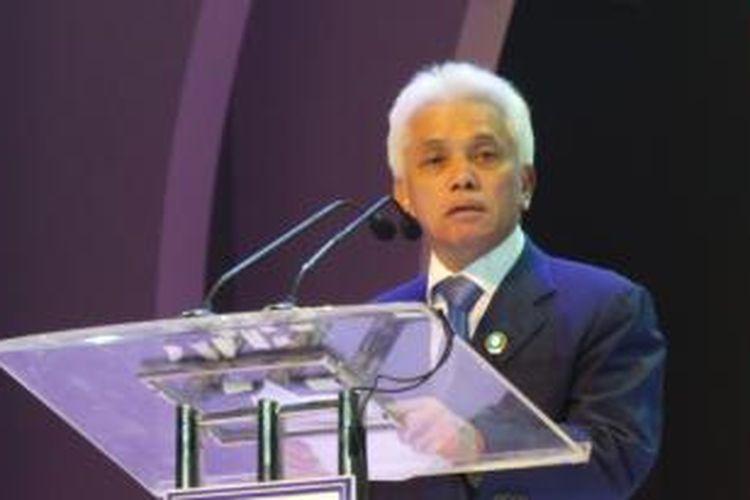 Ketua Umum DPP PAN Hatta Rajasa
