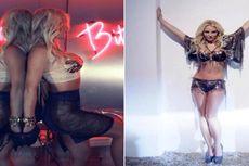Rahasia Perut Seksi dan Kencang Britney Spears