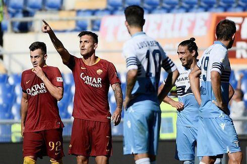 Lazio Vs Roma: Hanya Akan Diwakili Satu Bocah Asli Kota Abadi