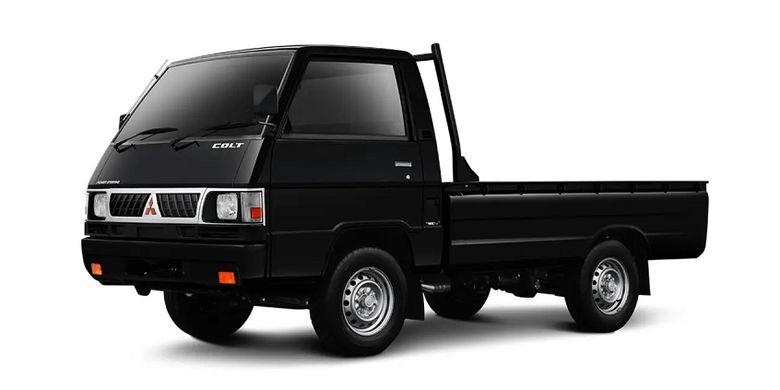 Mitsubishi L300 masih memimpin segmen light commercial vehicle selama 30 tahun lebih