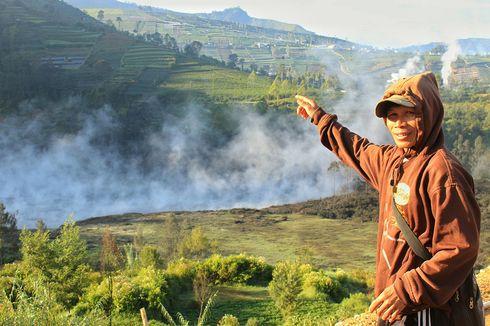 Kawah Sileri di Dieng yang Meletus, Apakah Termasuk Tempat Wisata?
