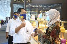 Bandara Soekarno-Hatta Bakal Bagikan Masker Gratis Selama 5 Hari