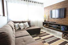 Cara Mendekorasi Dinding Sekitar TV agar Tampak Cantik