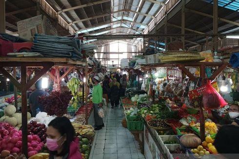4 Pedagang Positif Covid-19, Pasar Gembrong di Jakarta Pusat Ditutup 3 Hari