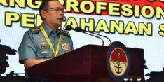 Buka Rapim UO Kemhan, Laksdya TNI Agus Beberkan Tujuan Rapim Tahun Ini