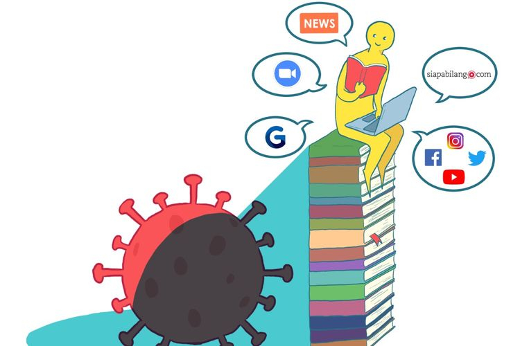 Ilustrasi. Industri penerbitan buku di tengah wabah Covid-19