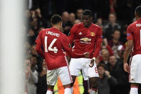 Man United Hancurkan Fenerbahce 4-1