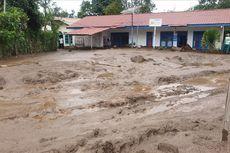 Lahar Dingin Gunung Sinabung Terjang 3 Desa di Karo