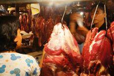Harga Daging Sapi di Pasar Tradisional Lebih Tinggi
