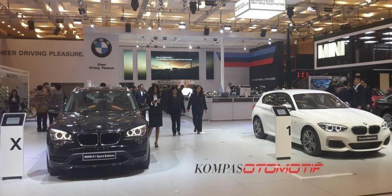BMW di GIIAS 2015