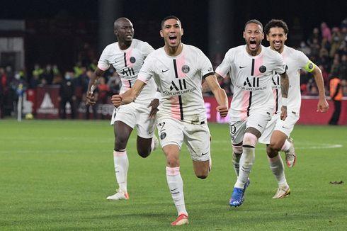 Link Live Streaming PSG Vs Angers, Kickoff 02.00 WIB