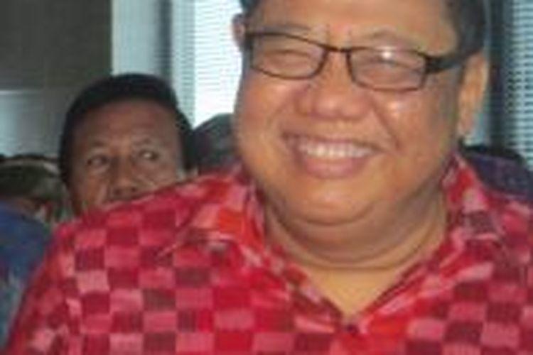 Mentri Koperasi dan UKM, AA . Gede Ngurah Puspayoga