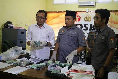 Bawaslu Ponorogo Amankan Rp 66 juta Diduga untuk Politik Uang Pileg 2019