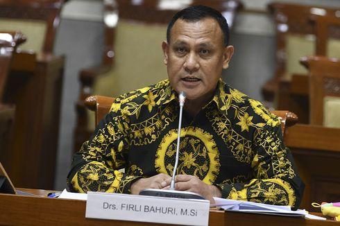 Pagi Ini, Upacara Kenaikan Pangkat Ketua KPK Terpilih Firli Bahuri Jadi Jenderal Bintang Tiga