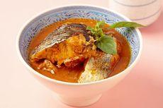 Resep Gulai Ikan Nila Asam Segar, Tidak Pakai Santan