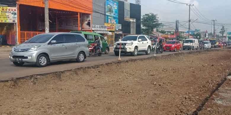 Terbaru, Pemkot Tangsel Akan Mulai Pelebaran Jalan di Rawa Buntu dan Jalan Bhayangkara