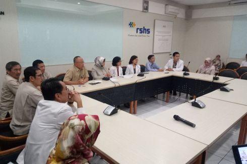 RSHS Bandung Pastikan 2 Pasien yang Diisolasi Negatif Virus Corona