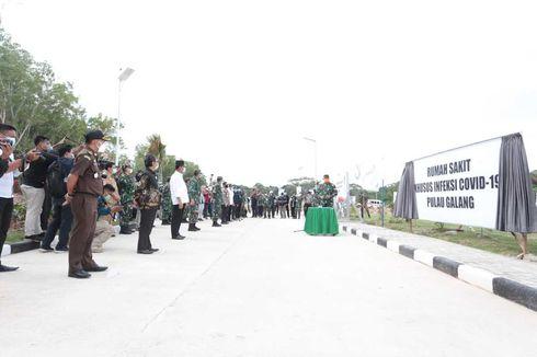 39 ABK KM Kelud Dirawat di RS Khusus Infeksi Covid-19 Pulau Galang