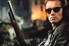 Sinopsis Film Terminator 2: Judgement Day, Aksi Arnold Schwarzenegger sebagai T-1000