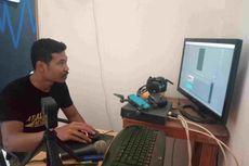 Unggah Petualangan dan Musik di YouTube, Erfix Raih Rp 10 Juta Per Bulan