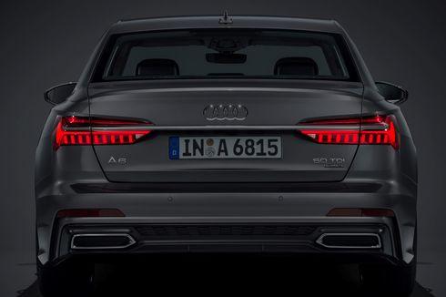 Bedah Tipis Generasi Baru Audi A6 Sedan, Kental Aura Mewah