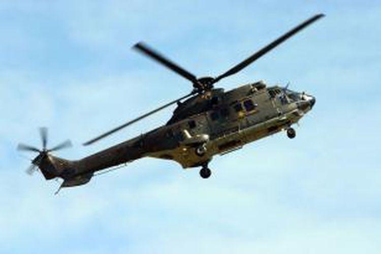 Helikopter Cougar