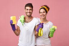 5 Cara Menegosiasikan Pekerjaan Rumah dengan Pasangan