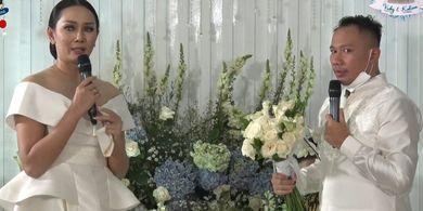 Kalina Ocktaranny Berharap Ayahnya Segera Beri Restu Pernikahan