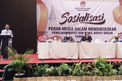 KPU Targetkan 77,5 Persen Partisipasi Pemilih di Pilkada Gresik