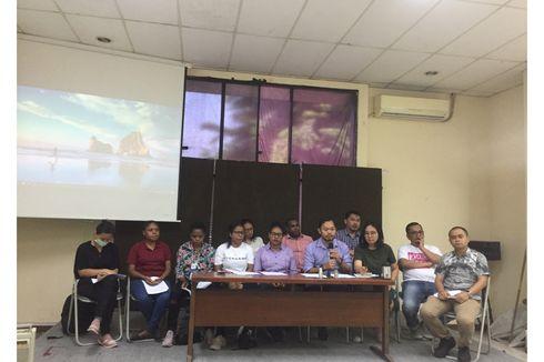 Keluarga Protes Pembatasan Kunjungan Keluarga Tersangka Kasus Pengibaran Bintang Kejora