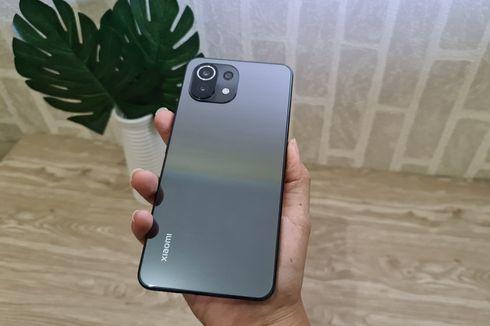 Xiaomi Mi 11 Lite Mulai Dijual Siang Ini di Indonesia