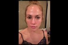J.Lo Pamer Serum yang Diklaim Bikin Kulit Wajahnya Awet Muda