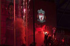 Fans Berulah saat Rayakan Juara, Liverpool Terancam Tak Bisa Main di Anfield