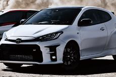 Jelang WRC, Toyota Perkenalkan Yaris Tiga Pintu