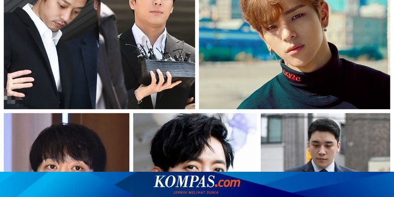 Not Only Woojin These 5 Kpop Idols Were Dragged Into A Sexual Violence Scandal Page All Archyde