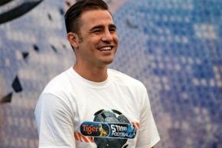 Mantan pemain tim nasional Italia, Fabio Cannavaro, ditunjuk sebagai pelatih Guangzhou Evergrande.