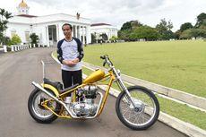 Koleksi Motor Custom Jokowi, Semua Bergaya Chopper