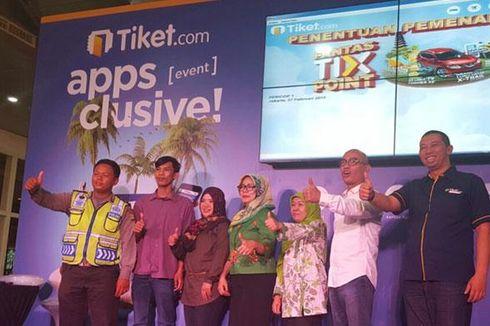 Siapakah Pemenang Undian Fantastix Tahap 1 dari Tiket.com?