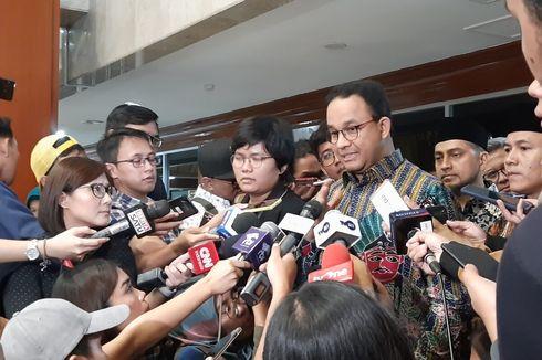 Anies Minta Dinkes DKI Sediakan Alat Lengkap untuk Hadapi Corona