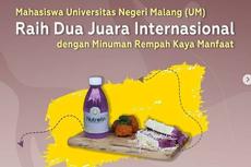 Turunkan Kolesterol dengan Infused Water Inovasi Mahasiswa UM