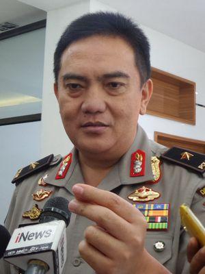 Kepala Biro Penerangan Masyarakat Divisi Humas Polri, Mohammad Iqbal.