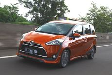 Pasokan Toyota Sienta Terjun 85 Persen
