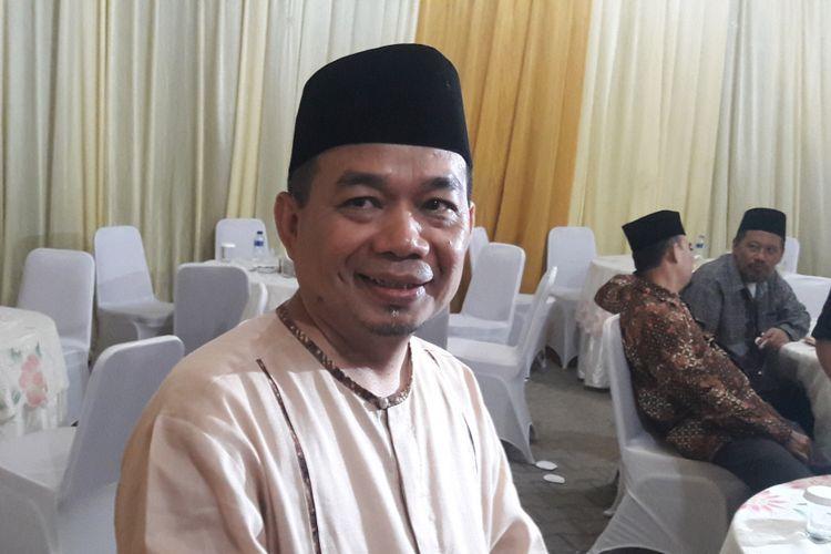 Ketua Fraksi PKS di DPR RI Jazuli Juwaini