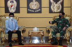 TNI Bakal Amankan Pembangunan 5.000 BTS di Papua dan Natuna