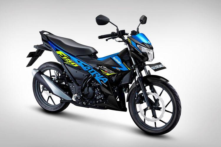 All New Suzuki Satria F150 dapat warna baru di 2020